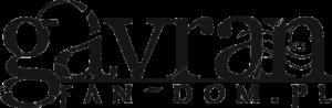 Gavran-logo-bez tła czarny