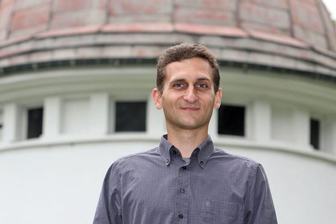 dr hab. Gracjan Maciejewski, prof. UMK